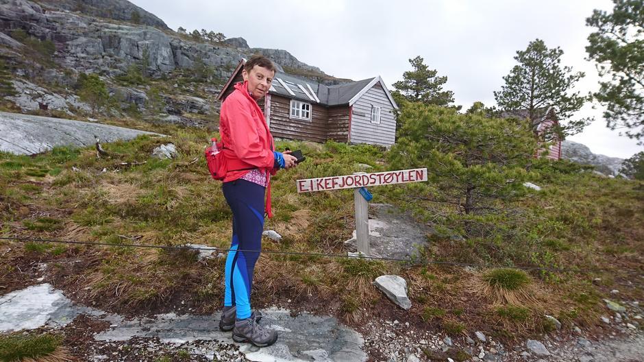 Eikefjordstøylen.