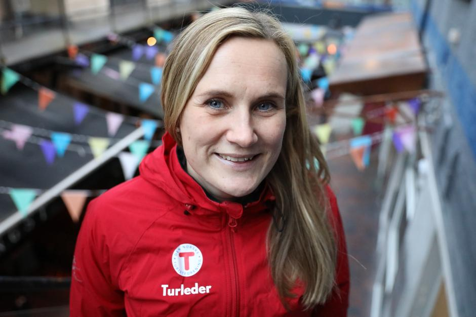 Frivillig Kristine Stordal