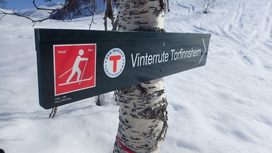 God merking til Torfinnsheim.