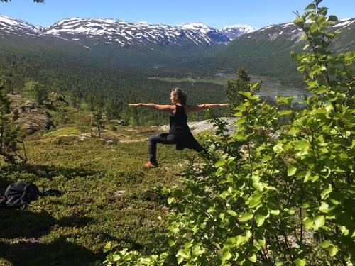 Qigong og Yoga på Sota Sæter.