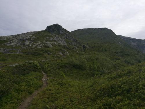 Utsikt mot Oksen