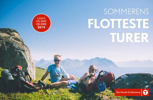 Turkatalogen: Sommerens flotteste turer