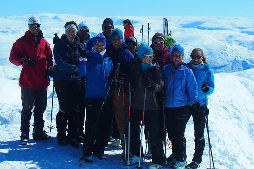 14. mai var det skitur til Store Ringstind