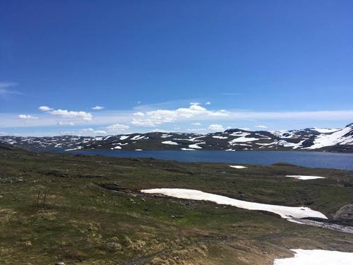 Uke 38: Føremelding for Hardangervidda