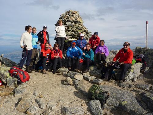 Heilhornet -1058 moh