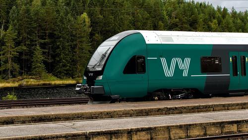 Ta toget til fjells med VY