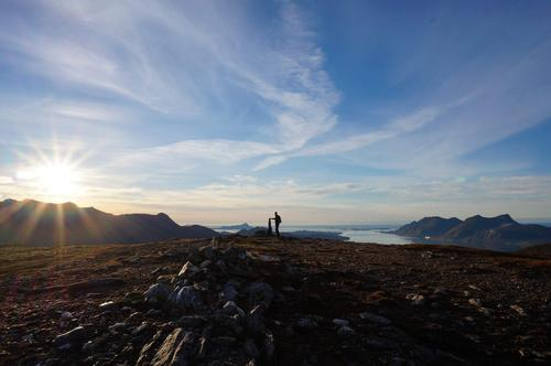 Helgelandskysten og Meløy kommune.