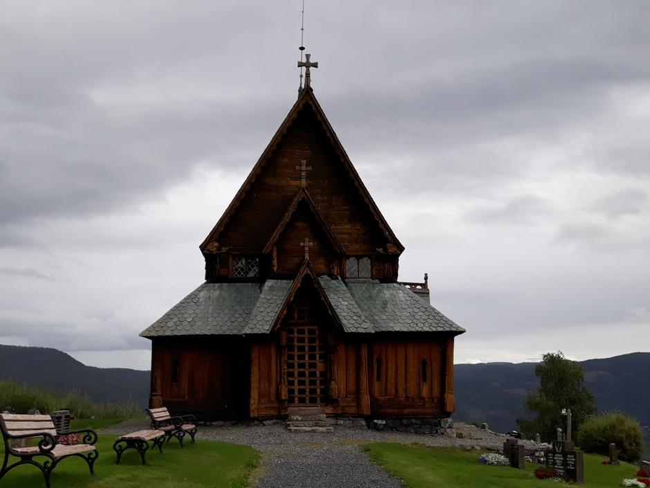Reinli stavkirke