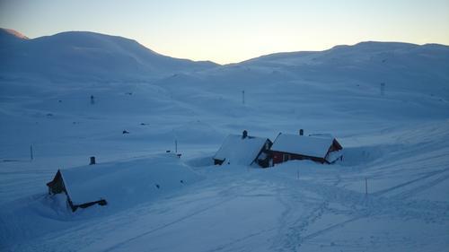 Vintertur på Hallingskeid 2016
