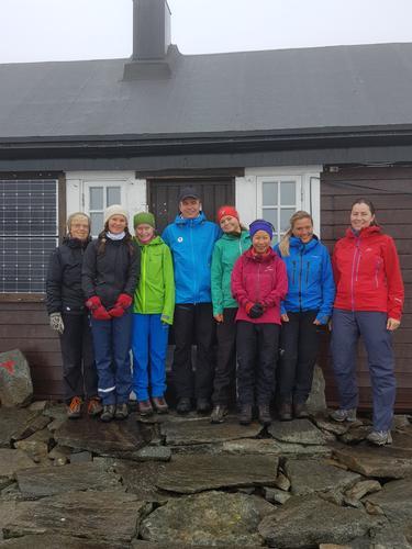 17. til 20. august var det fottur Turtagrø, Fanaråken, Skogadalsbøen, Vetti og Hjelle