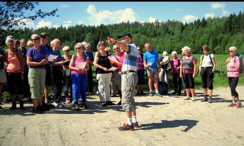 Tur til Somdalen