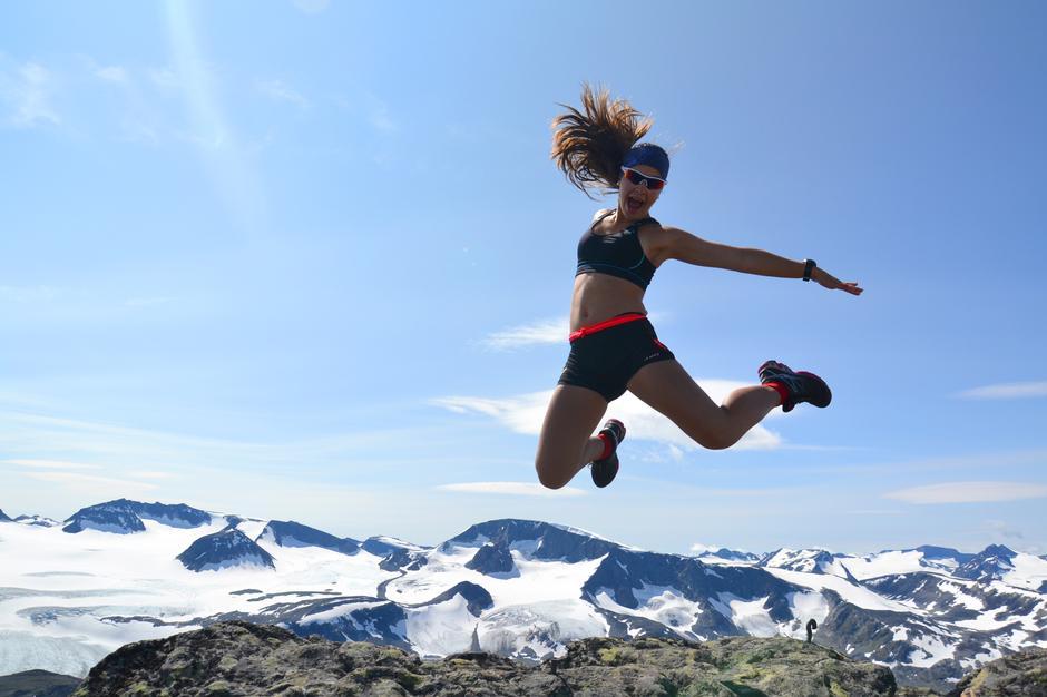 Vi har mange flotte turer i sommer med ledige plasser, bl.a. toppturer i Jotunheimen.