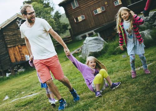 5 herlige helgeturer for familien