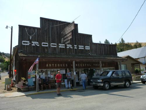 Tettsted i Sentral Oregon