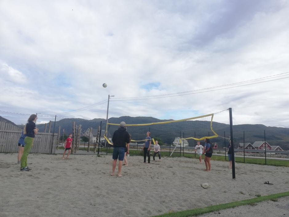 Volleyball på torsdagen