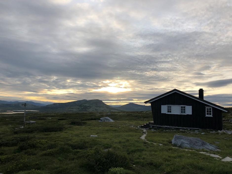 Utsikt over Venabygdsfjellet
