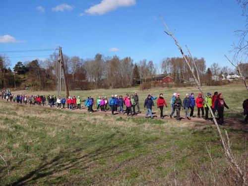 Seniorturen 26. april gikk til Veierland