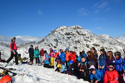 Vintercamp 2016 Stordalen