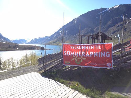 Velkommen til Jotunheimen Fjellfestival.