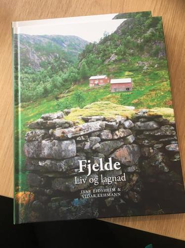 Praktboka av Ivar Eidsheim og Vidar Lehmann