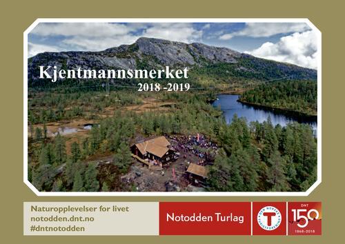 Kjentmannsmerket 2018-2019 ute nå!