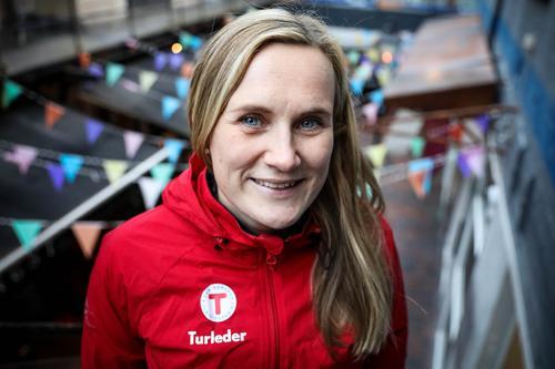 Kristine Stordal er frivillig: