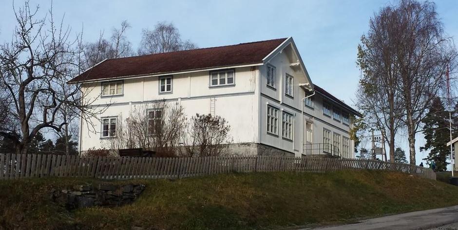 Friluftshuset i Åsa.