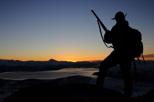 Jakt og turgåere