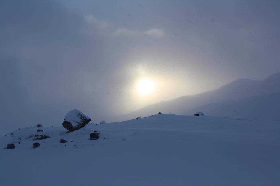 Sola er tilbake i fjellet!