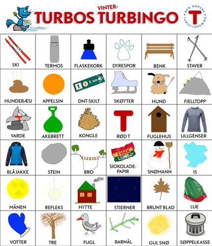 Turbos bingo