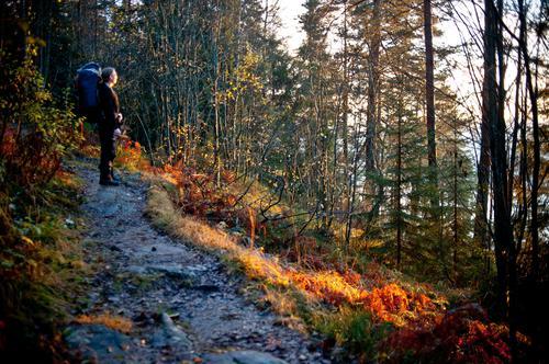 4.oktober: tips til høstens helgeturer