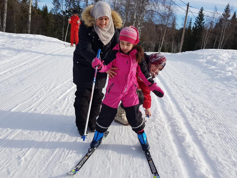 Tester ski