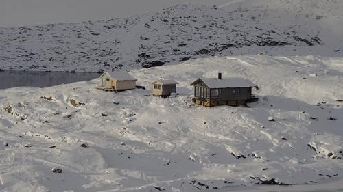 Kronprinsen åpner Haakonsbu i Troms