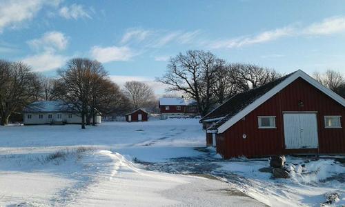 Tipskalender 8. desember - Vintereventyret Øitangen