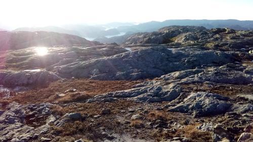 Sørdalsnuten 957 moh.