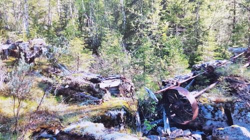 Holmvassdammen på Veståsen i Nordre Land.