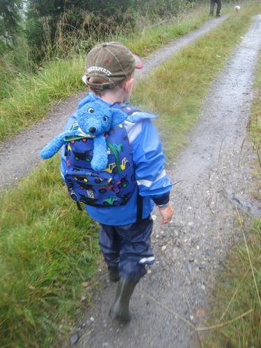 Kom deg ut dagen, Barnas Turlag Selbu høsten 2012