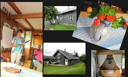 Holoa - Roensetra i Nordmarka