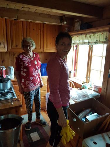 Vårrengjøring i kjøkkenkroken