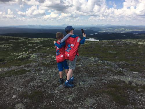 10. juni hadde Barnas Turlag tur til Makalaus
