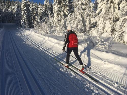 På ski i helga? Disse løypene er kjørt opp i Grenland