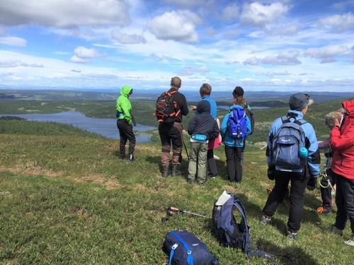 2. juli hadde Seniorgruppa tur til Falken i Stogodalen