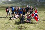 Jubileumsturen Expedition norge på tvers