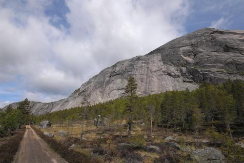Topptur til Hægefjell