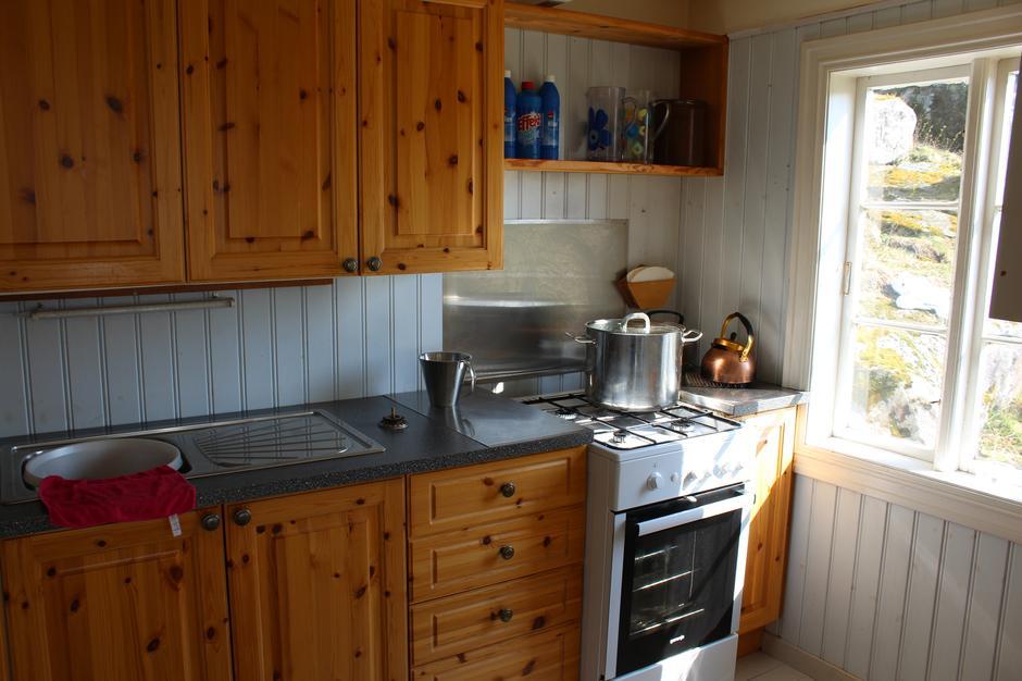Kjøkken våningshus
