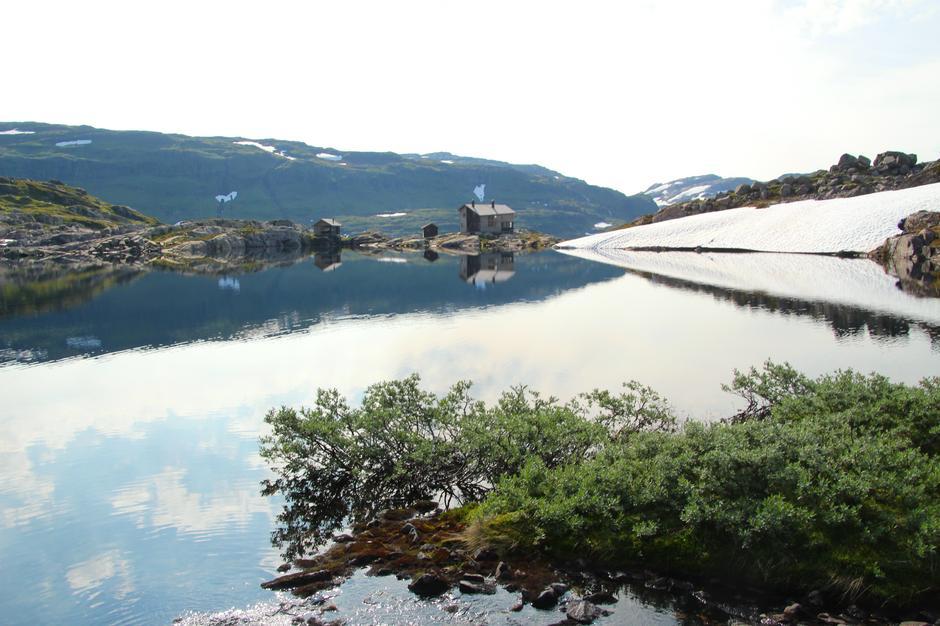 Lørdag 15.8: Gullhorgabu i Bergsdalen