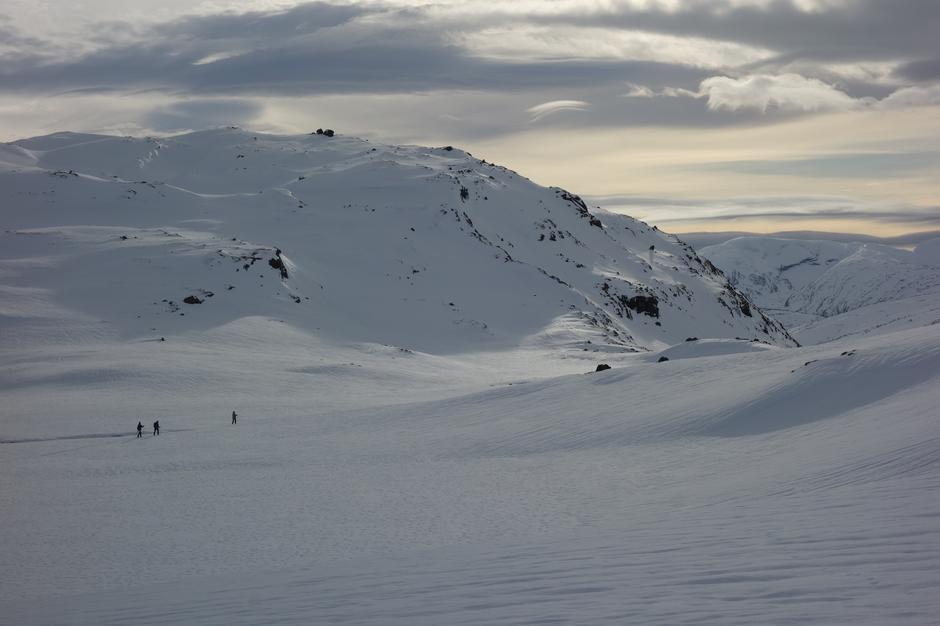 Lørdag 23.2: Mjølfjell - Grindaflet