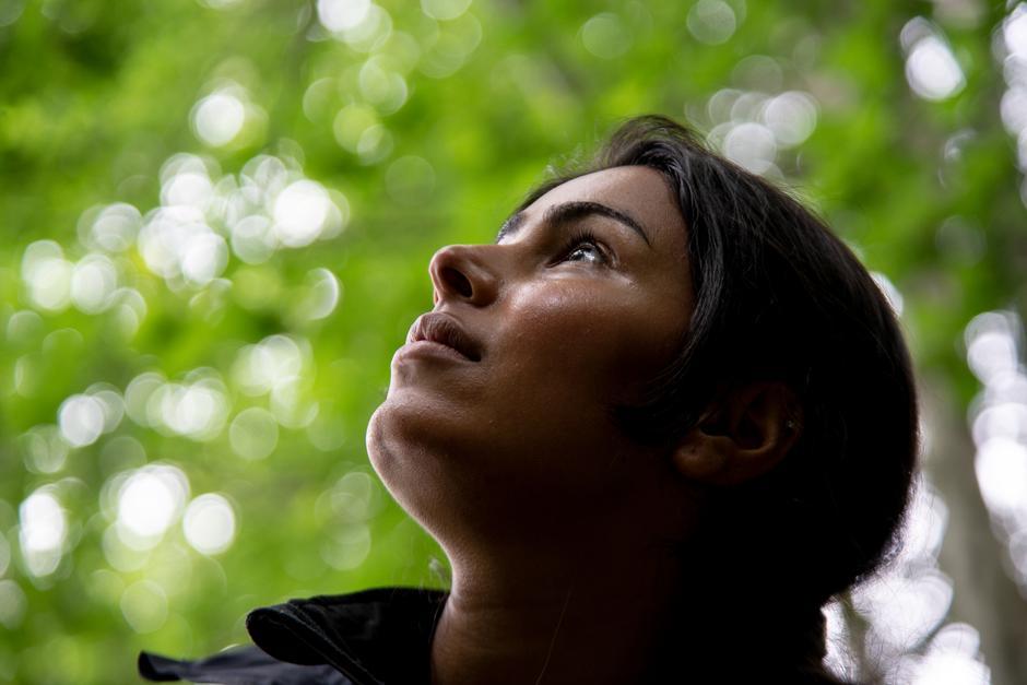 Alisha Javid vil jobbe for et mangfoldig og inkluderende friluftsliv.