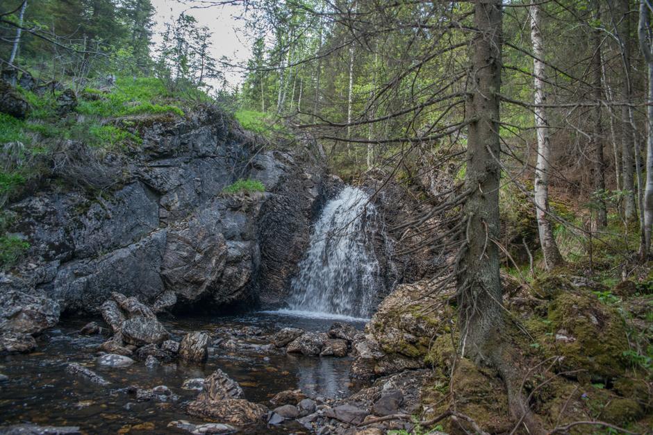 Brattfoss er en av de 12 turpasspostene i år.