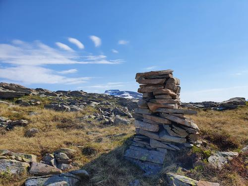 Varden på Blålidalsfjellet 785 moh